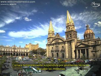 Webcam Guadalajara