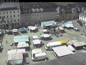 Webcam Annaberg-Buchholz
