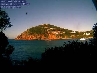 Webcam Chocolate Hole Bay, Saint John