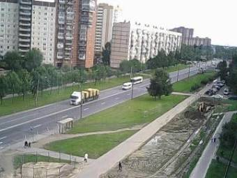 Webcam Novosaratovka