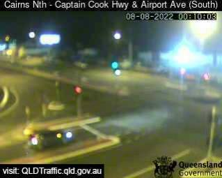 Webcam Cairns North