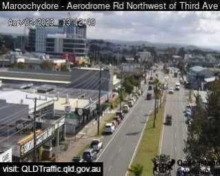 Webcam Maroochydore