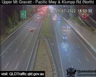 Webcam Upper Mount Gravatt