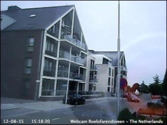 Webcam Roelofarendsveen