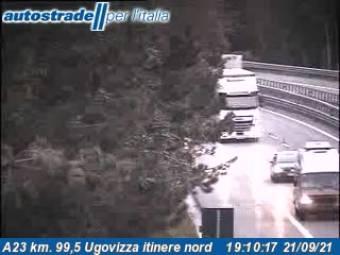 Webcam Malborghetto Valbruna