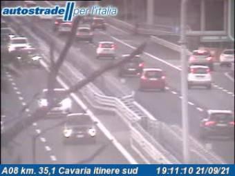 Webcam Cavaria con Premezzo