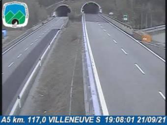 Webcam Arvier