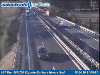 Webcam Vignole Borbera