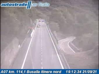 Webcam Serra Ricco'