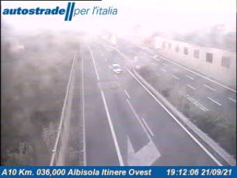 Webcam Albisola Superiore