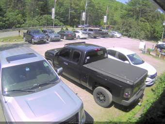 Webcam The Forks, Maine
