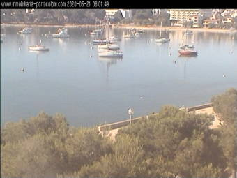 Webcam Portocolom (Majorca)