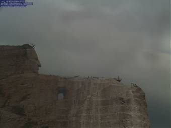 Webcam Crazy Horse Memorial, South Dakota