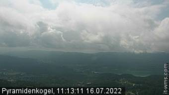 Webcam Pyramidenkogel