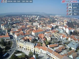 Webcam Veszpr�m