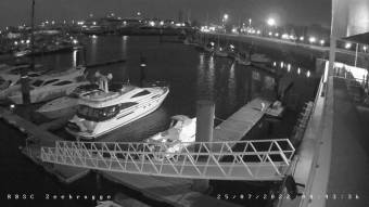 Webcam Zeebrugge
