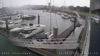 Webcam Zeebrugge