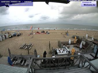 Webcam Knokke-Heist
