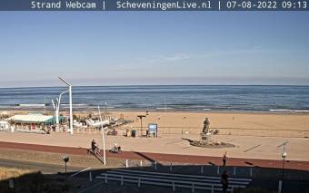 Webcam Scheveningen