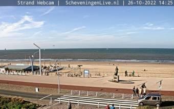 Webcam Scheveningen