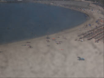 Webcam Playa de Palma (Majorca)