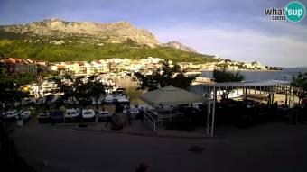 Webcam Podgora