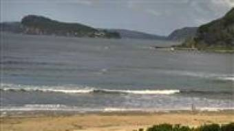 Webcam Umina Beach