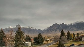 Webcam Mackay, Idaho