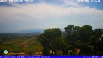 Webcam Torrevecchia Teatina