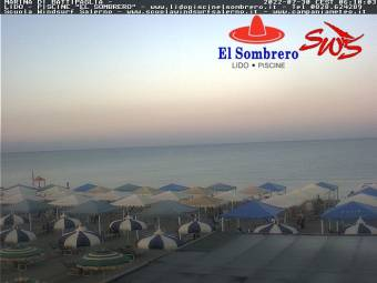 Webcam Marina di Battipaglia