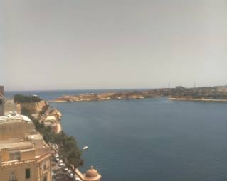 Webcam Valletta