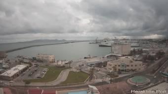 Webcam Heraklion (Crete)