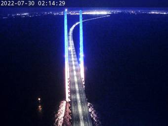 Webcam Øresund Bridge