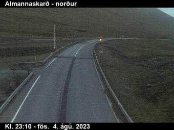 Webcam Almannaskarð