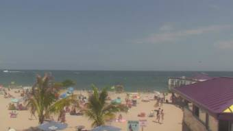 Webcam Point Pleasant Beach, New Jersey