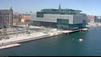 Webcam Copenhagen