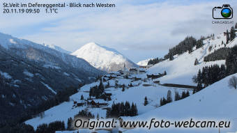 Webcam St. Veit in Defereggen