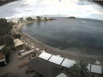 Webcam Es Canar (Ibiza)