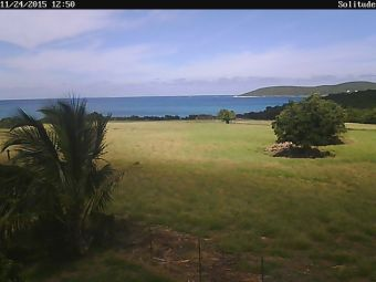 Webcam Solitude, Saint Croix