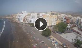 Webcam El Medano (Tenerife)