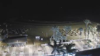Webcam Playa de las Americas (Tenerife)