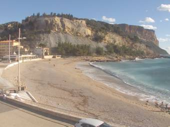 Webcam Cassis