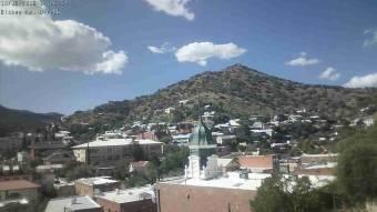 Webcam Bisbee, Arizona