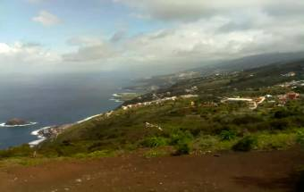 Webcam Puerto de la Cruz (Tenerife)