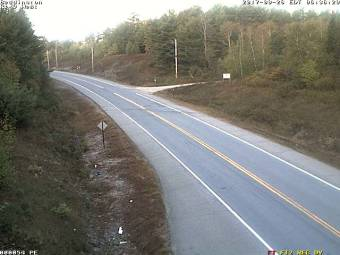 Webcam Beddington, Maine