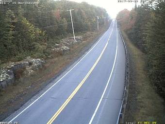 Webcam Monson, Maine