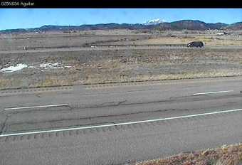 Webcam Aguilar, Colorado