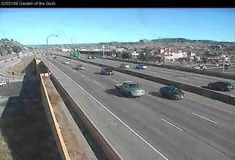 Webcam Colorado Springs, Colorado