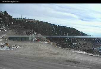 Webcam Douglas Pass, Colorado
