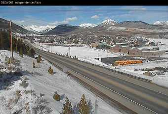 Webcam Crested Butte, Colorado